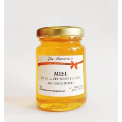 Miel aux Baies Roses 125g