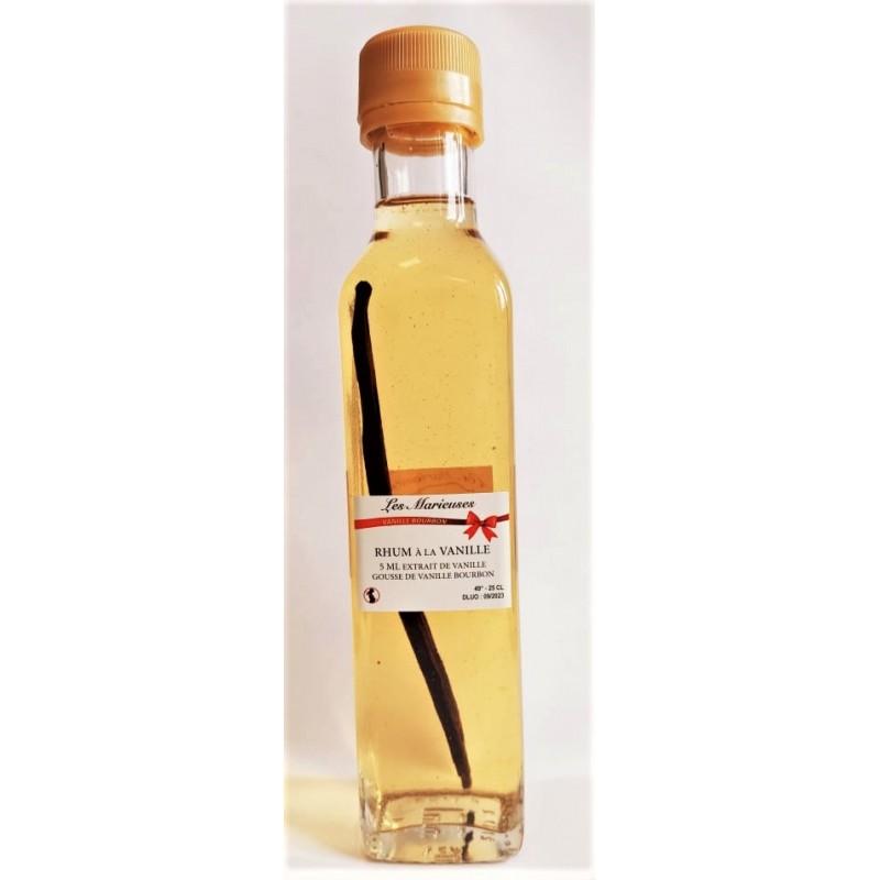 Rhum à la vanille Bourbon 5cl
