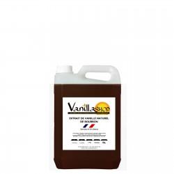 Extrait de Vanille 5L